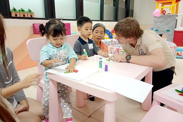 Born Learners (อายุ 2 - 4 ปี)